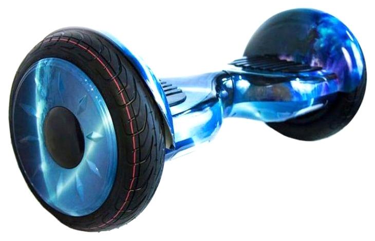 "Гироскутер Smart Balance Carcam 10.5"" Blue Planet"