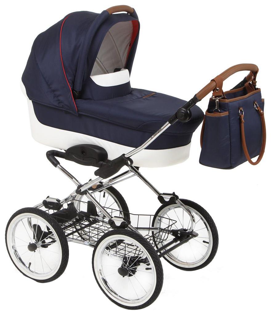 Купить Caravel 14, Коляска 2 в 1 Navington Carаvel колеса 14 Roca, Детские коляски 2 в 1
