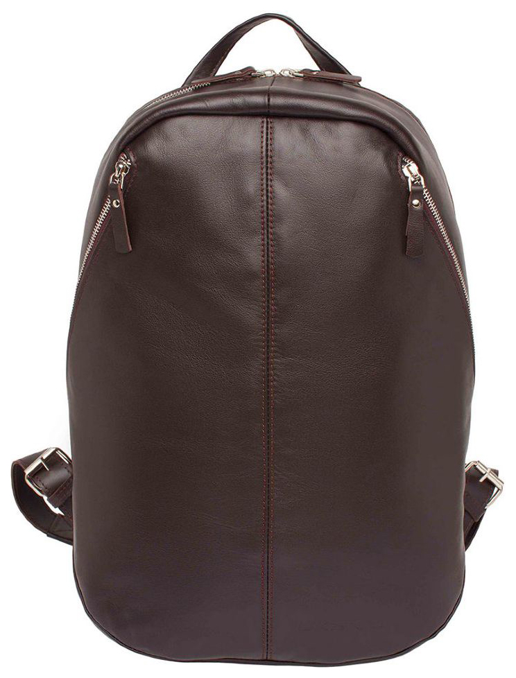 Рюкзак кожаный Lakestone Pensford коричневый 15 л