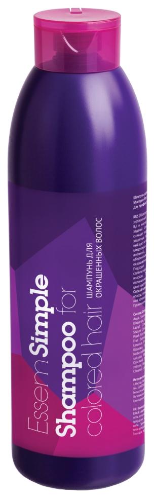 Шампунь Essem Simple Care Для окрашенных волос
