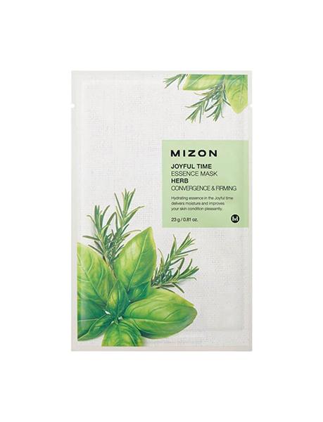 Купить Маска для лица Mizon Joyful Time Essence Herb 23 г