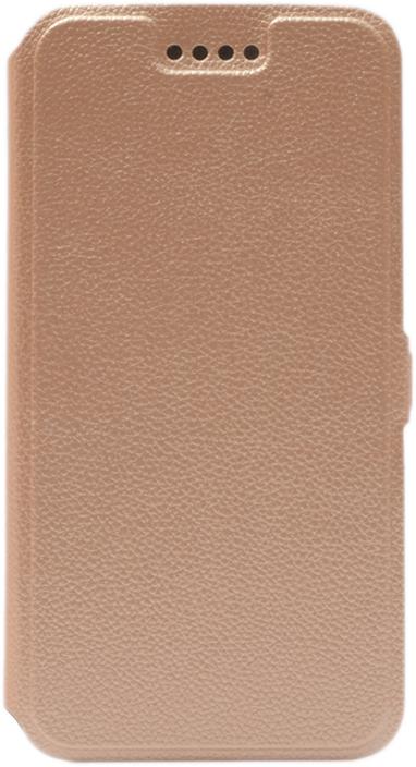 Чехол GOSSO CASES Book Type UltraSlim для Xiaomi Redmi 5A золотой