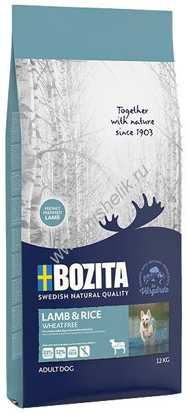 BOZITA GRAIN FREE WHEAT FREE
