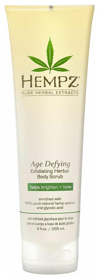 Скраб для тела Hempz Age Defying Herbal