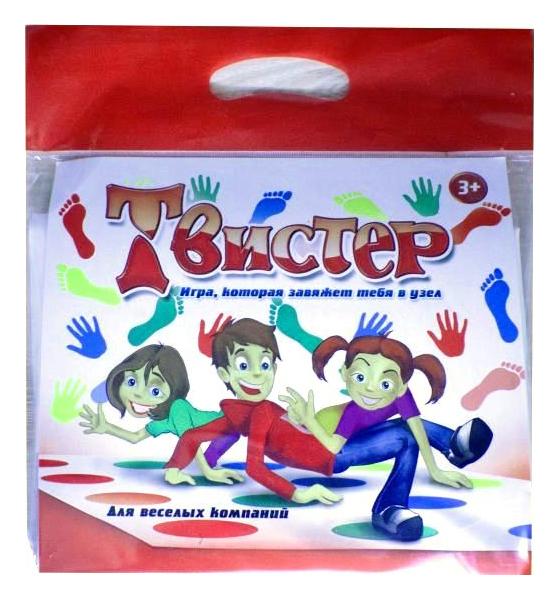 Семейная настольная игра Татой Твистер