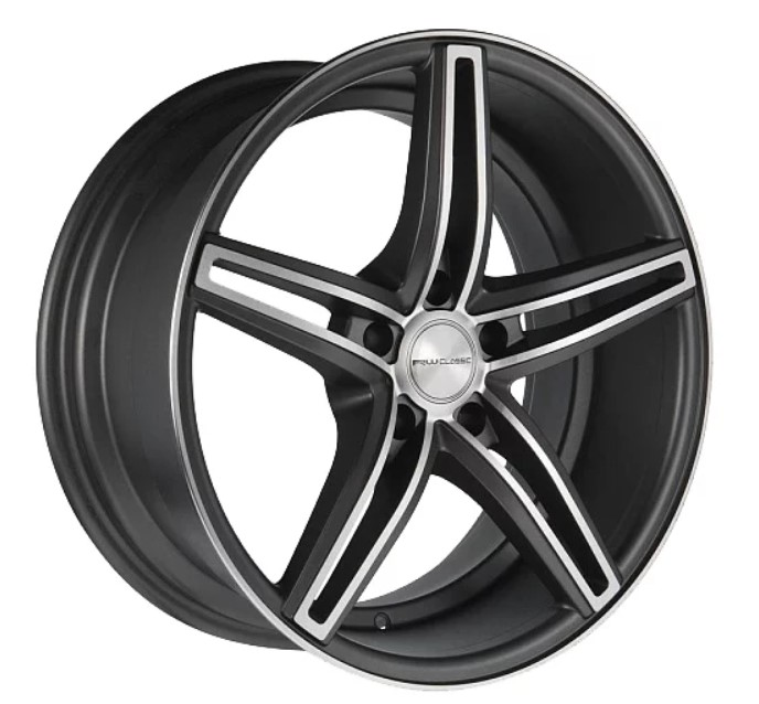 Колесные диски Racing Wheels R20 8.5J PCD5x114.3 ET35 D67.1 87536584578, H-583