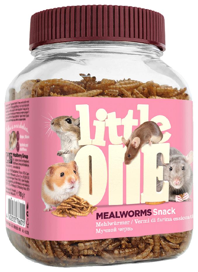 Лакомство для крыс, мышей, песчанок, хомяков Little
