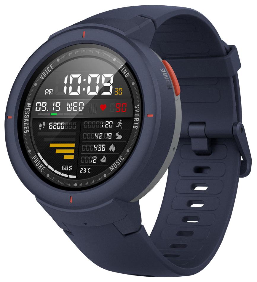 Смарт часы Xiaomi Amazfit Verge Blue