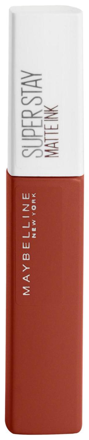 Помада Maybelline City Edition Super Stay Matte Ink Lipstick 117 Ground-Breaker 5 мл