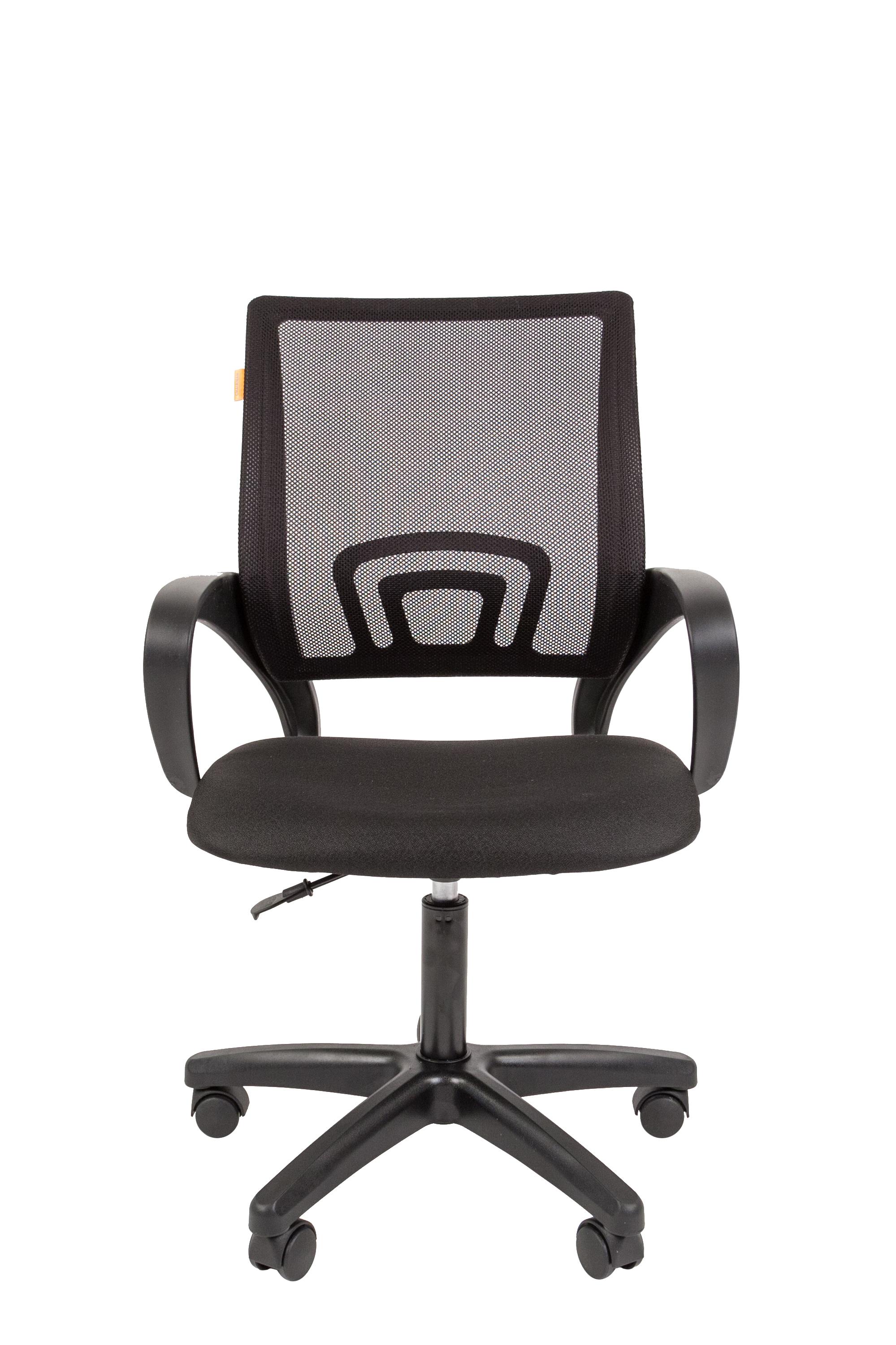 Офисное кресло CHAIRMAN 00-07024145, черный