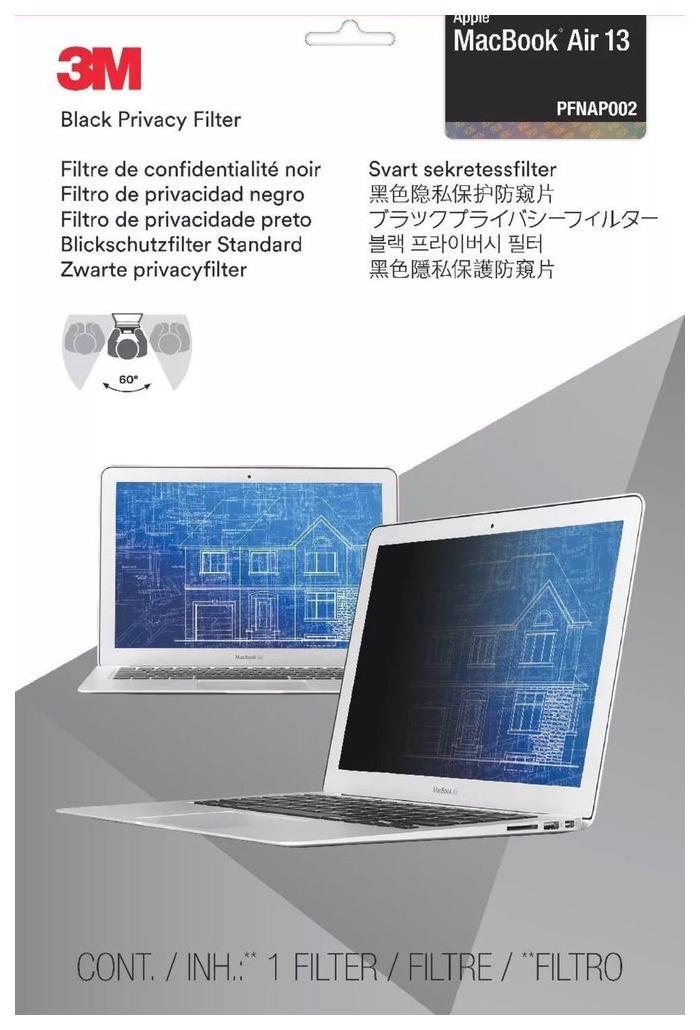 Защитная пленка для ноутбука 3M PFNAP002 7100003204