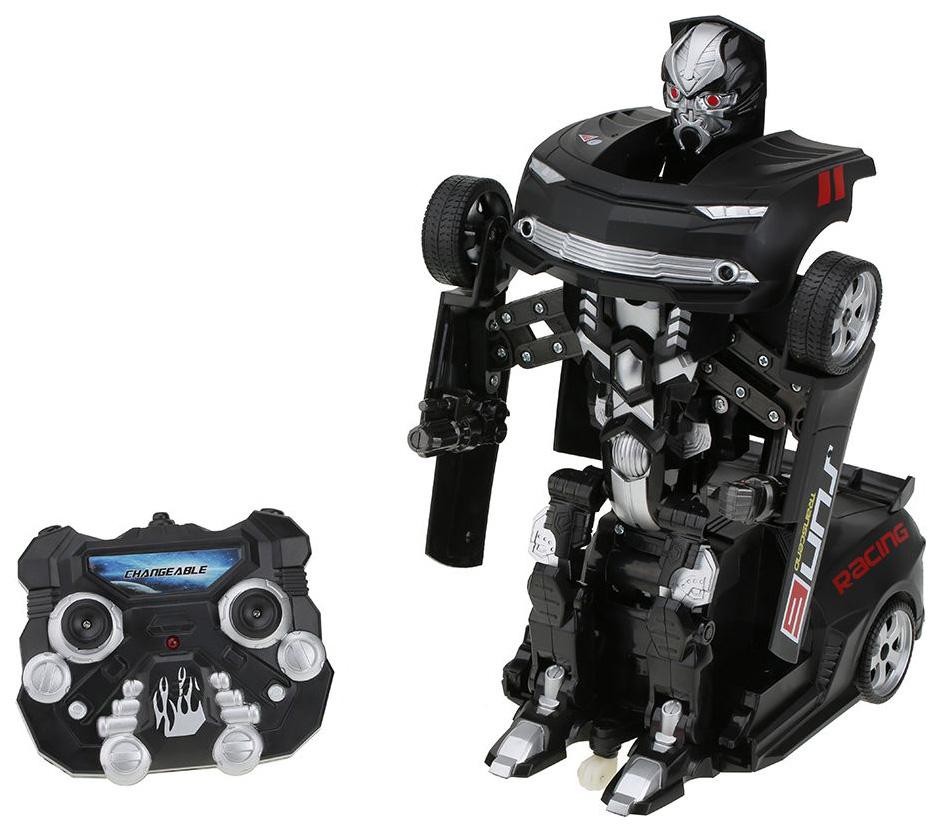 Радиоуправляемый робот трансформер Jia Qi Troopers Fierce