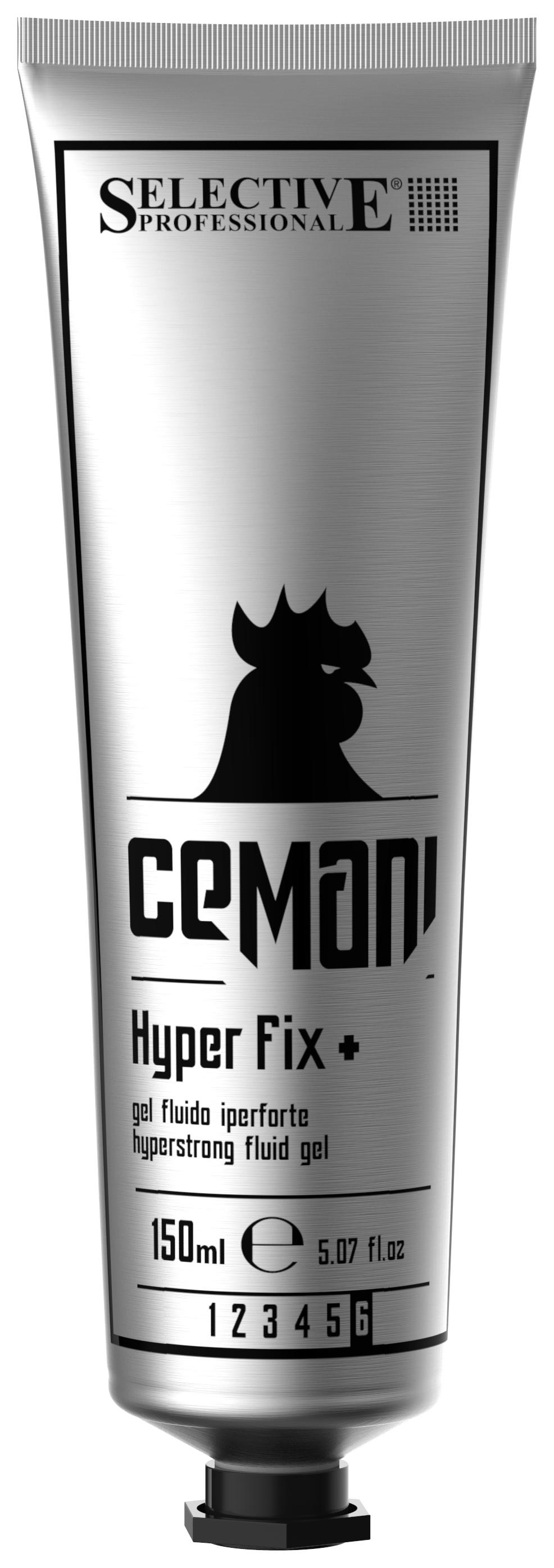 Гель для укладки Selective Professional Cemani Hyper