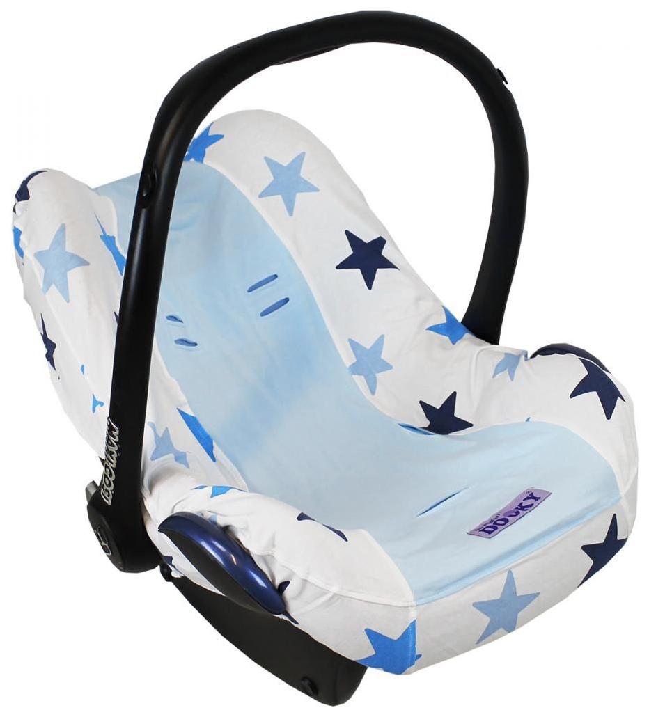 Чехол Dooky Xplorys Blue Stars