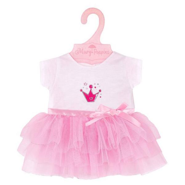 Одежда для куклы 38-43 см Принцесса, юбка и футболка 452146