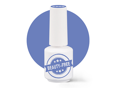 Купить Гель-лак для покрытия ногтей BEAUTY-FREE Spring Picnic №205 Гладь озера, 8 мл