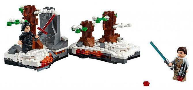Конструктор LEGO Star Wars Битва при базе