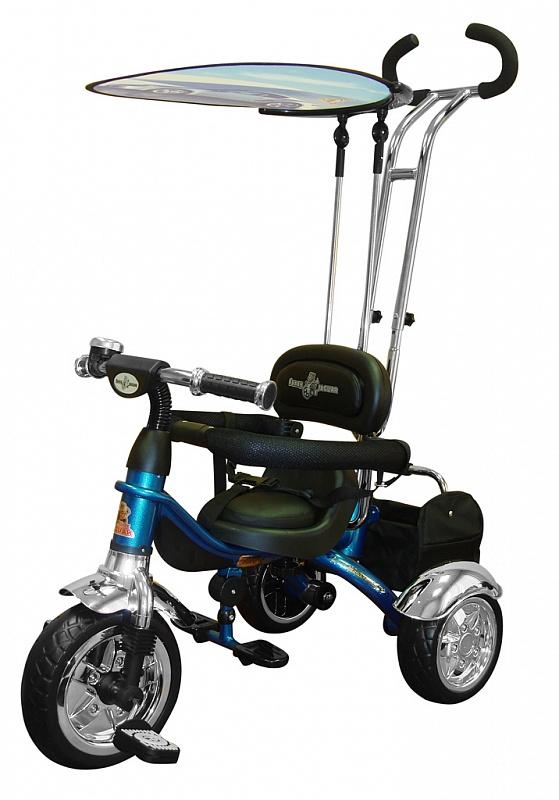 Велосипед детский Lexus Trike Grand MS-0580 голубой