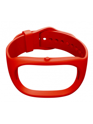 Ремешок для фитнес-браслета HEALBE GoBe 2 Red
