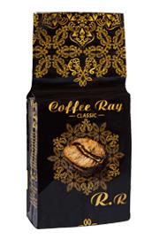Кофе Coffee Ray blond средней обжарки молотый 200 г