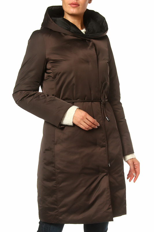 Куртка женская Savage коричневая 46