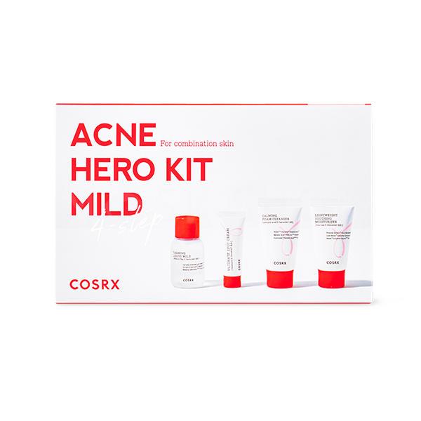 Косметический набор Cosrx Acne Hero Kit Mild