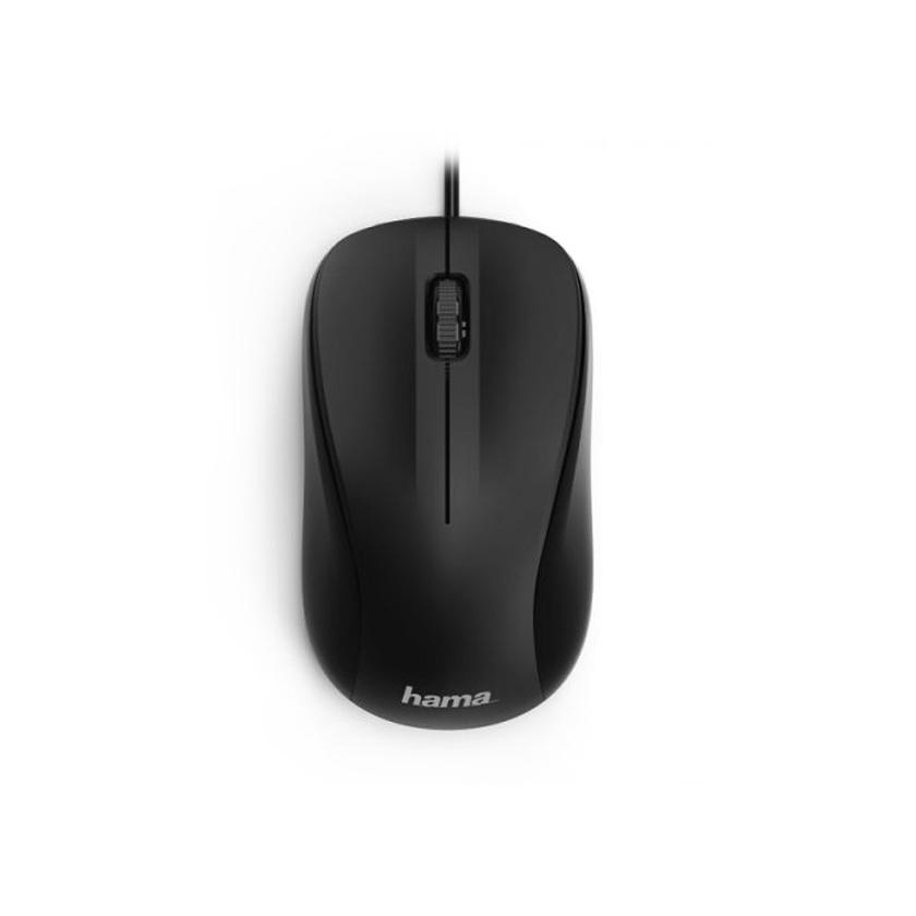 Мышь Hama MC-300 Black (00182606)