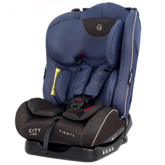 Автокресло Rant 1029A Fiesta City Line Jeans группа 0/1/2 (0-25 кг)
