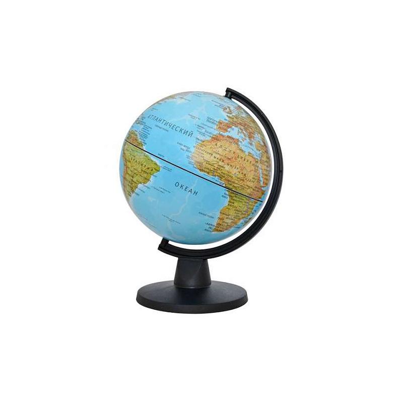 Купить Глобус MINI физический, диаметр 16 см, новая карта, Nova Rico, Глобусы