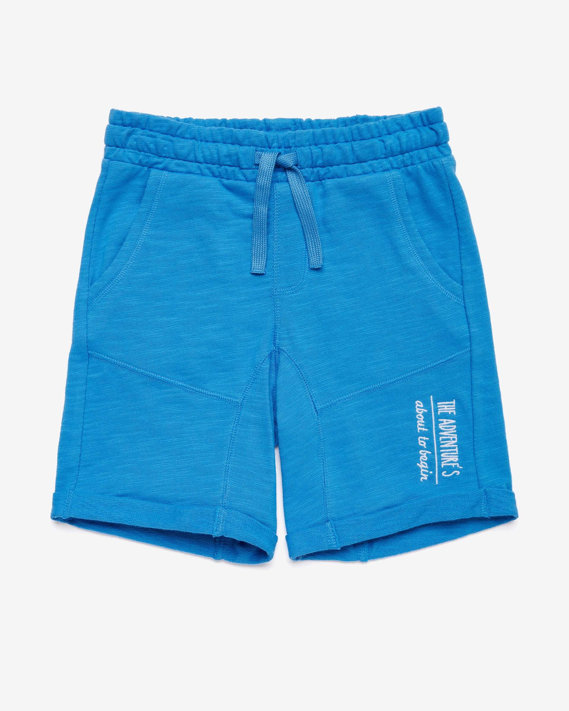 Купить 20P_3QC9I0048_08A, Спортивные шорты для мальчиков Benetton 3QC9I0048_08A р-р 140, United Colors of Benetton, Шорты для мальчиков