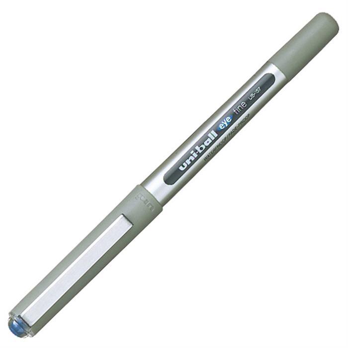Ручка роллер Uni-Ball Eye 0,7мм (синий, упаковка из 12 штук)