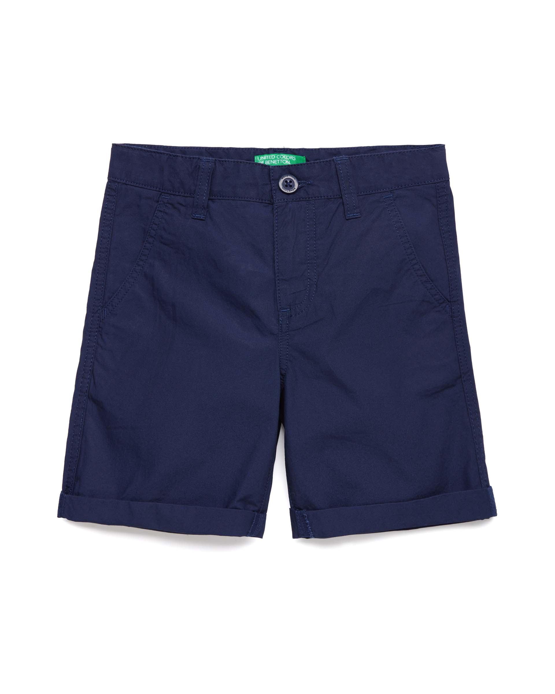 Купить 20P_4AC759270_252, Шорты для мальчиков Benetton 4AC759270_252 р-р 80, United Colors of Benetton, Шорты и брюки для новорожденных