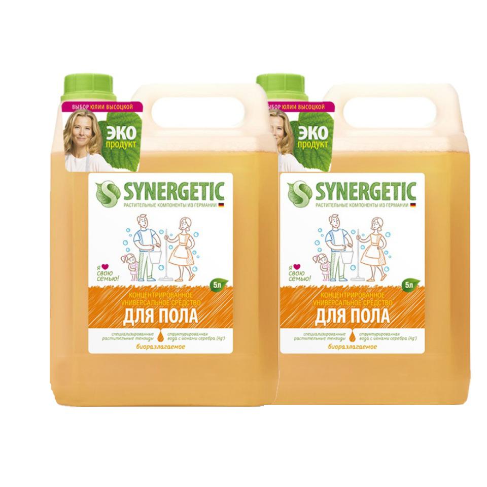 Набор Synergetic Универсальное средство для мытья поверхностей