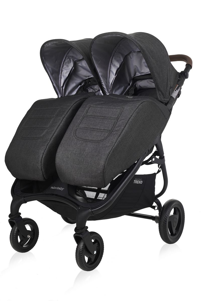Накидка на ножки Valco Baby Boot Cover Snap #and# Snap 4 #and# Snap Duo Trend Charcoal
