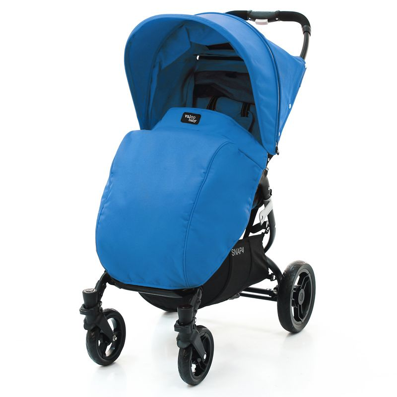 Накидка на ножки Valco Baby Boot Cover Snap #and# Snap 4 Ocean Blue
