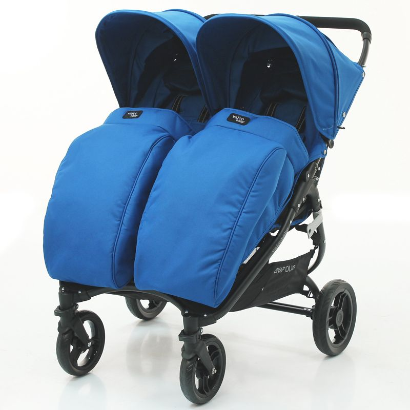 Накидка на ножки Valco Baby Boot Cover Snap #and# Snap 4 #and# Snap Duo Ocean Blue