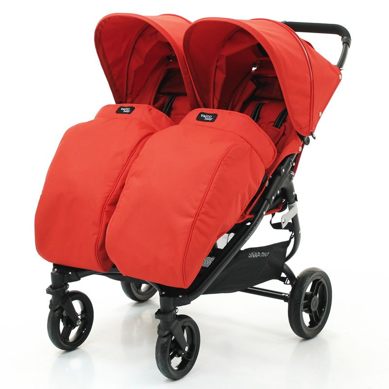 Накидка на ножки Valco Baby Boot Cover Snap #and# Snap 4 #and# Snap Duo Fire red