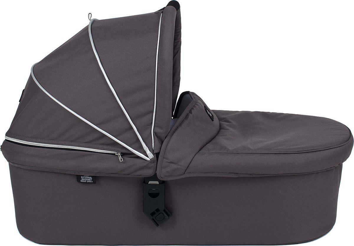Купить Люлька Valco Baby External Bassinet Dove Grey для Snap/Snap 4,