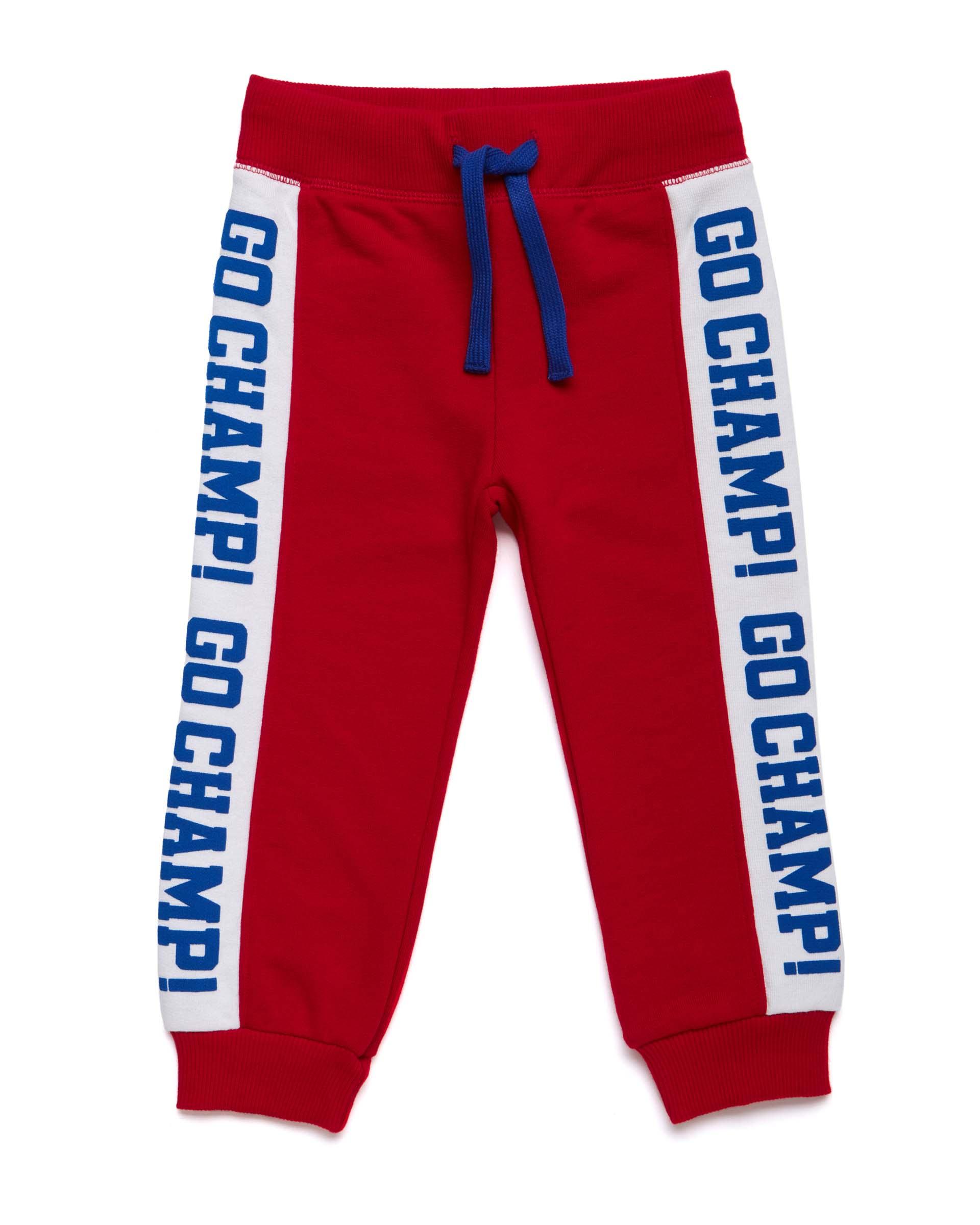 Купить 20P_3J68I02MP_015, Спортивные брюки для мальчиков Benetton 3J68I02MP_015 р-р 92, United Colors of Benetton, Шорты и брюки для новорожденных