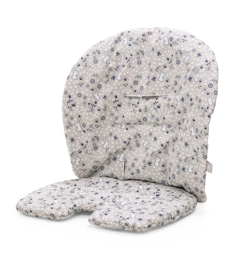 Подушка для стульчика Stokke Steps Garden Bunny