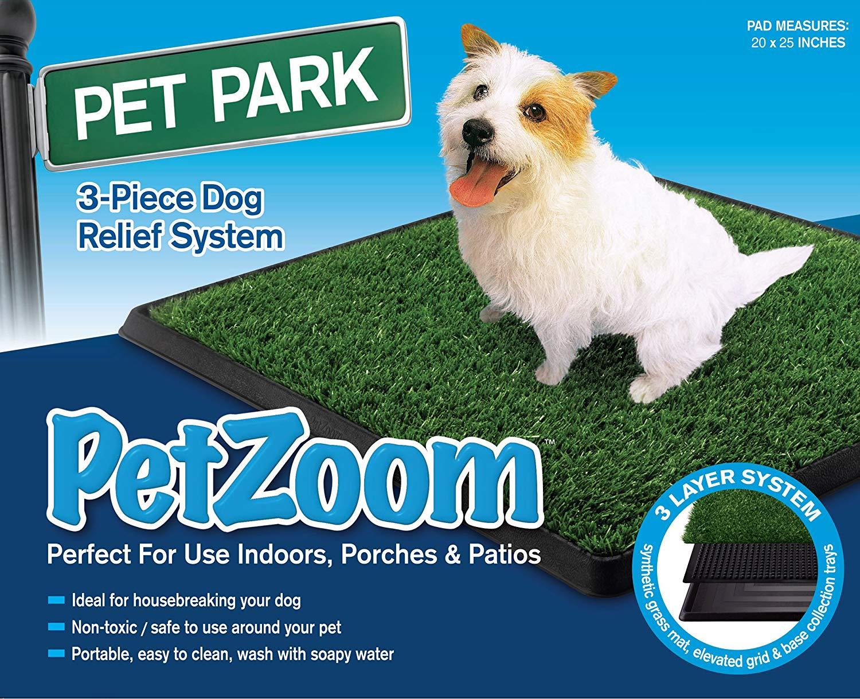 Лоток для собак Pet Park Pet Zoom