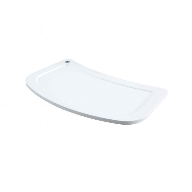 Столешница прямоугольная для стульчика Micuna OVO white