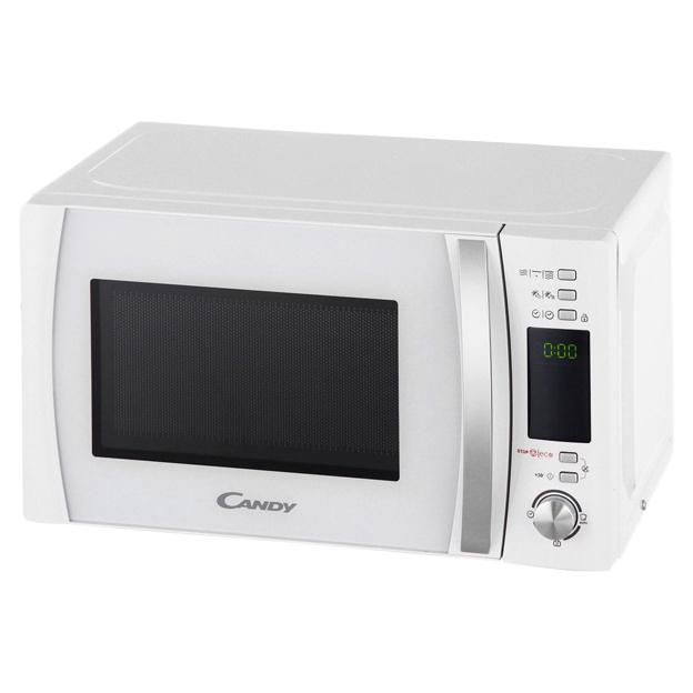 Микроволновая печь с грилем Candy CMXG20DW white фото