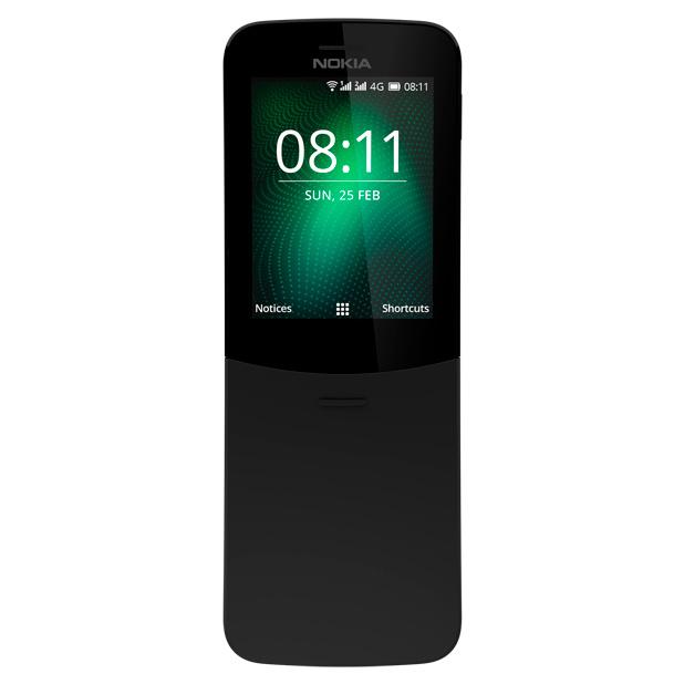 Мобильный телефон Nokia 8110 (TA 1048) Black
