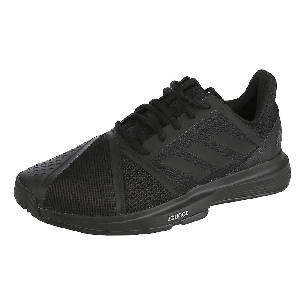 Теннисные кроссовки Adidas Court Jam Bounce M Black (47) Court Jam Bounce M по цене 6 900