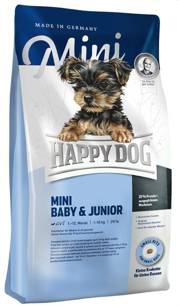 HAPPY DOG SUPREME BABY #AND# JUNIOR MINI