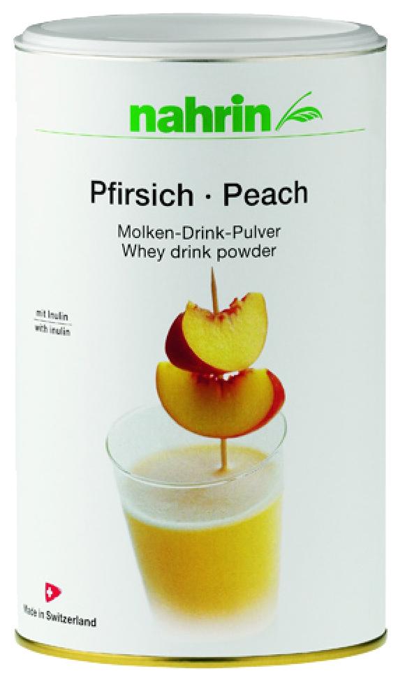 Нарин Сыворотка молочная с персиком порошок 600 г