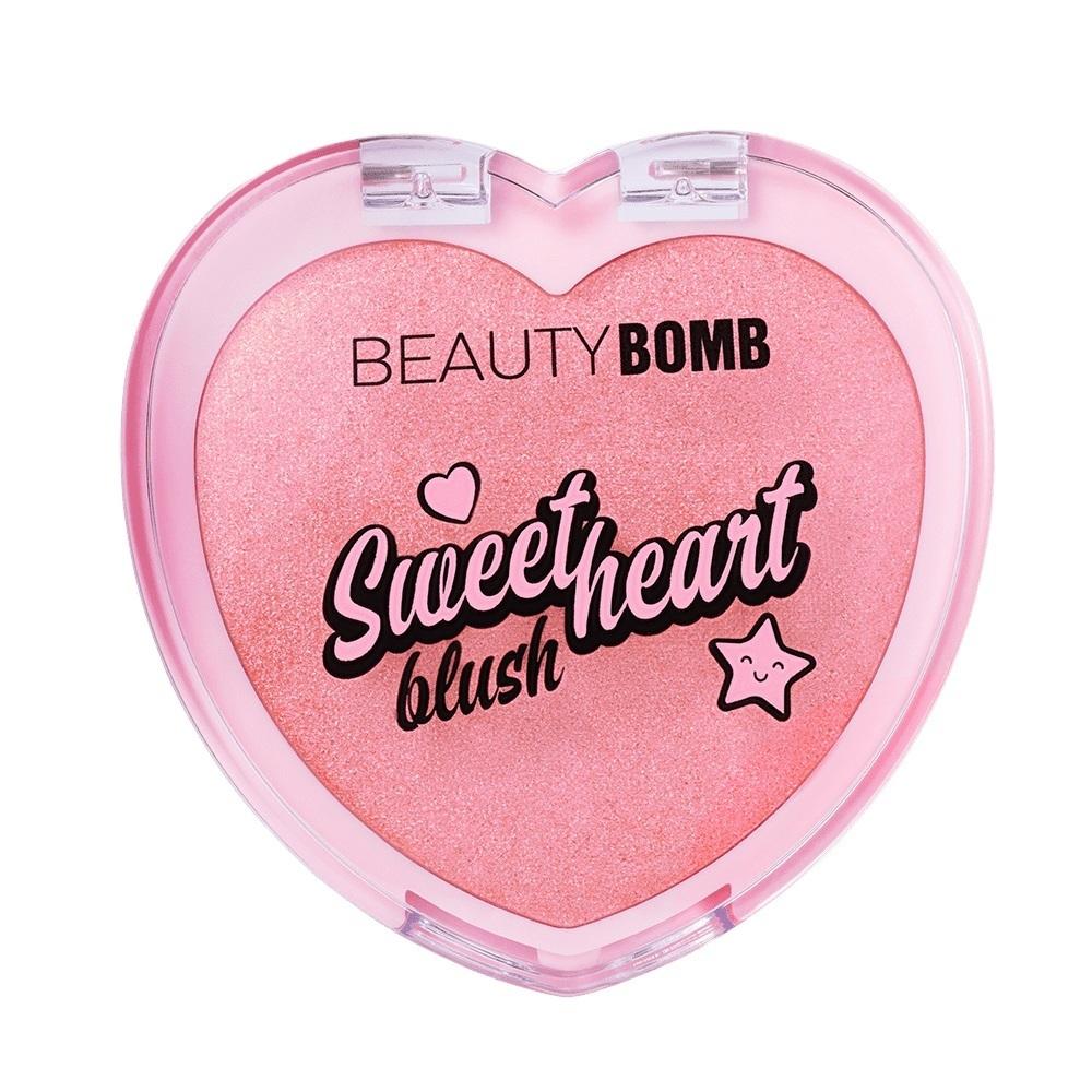 Румяна Beauty Bomb Sweetheart 01