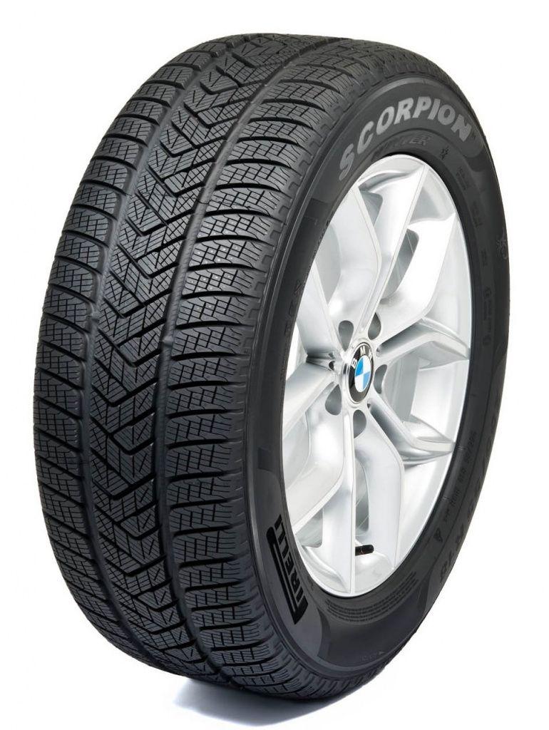Шина Pirelli Scorpion Winter 235/60 R18 H 107