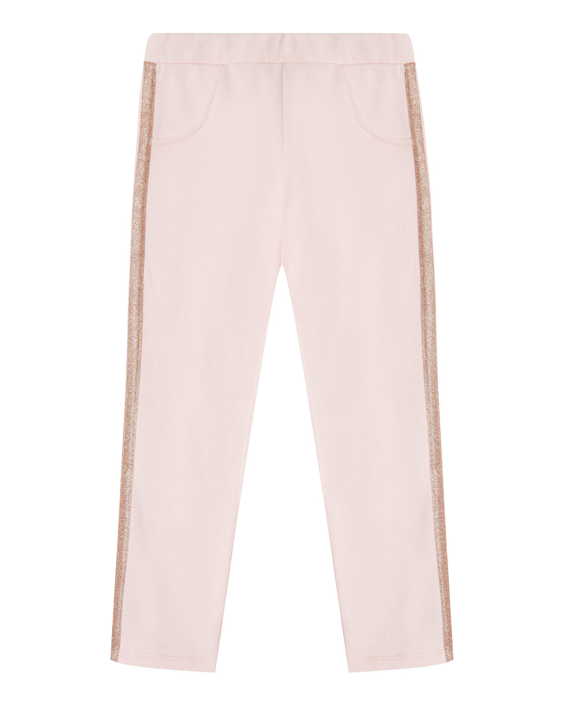 Купить 20P_3J68I02DP_3E3, Спортивные брюки для девочек Benetton 3J68I02DP_3E3 р-р 110, United Colors of Benetton, Брюки для девочек